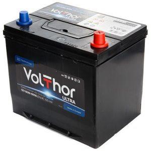 Аккумулятор автомобильный Volthor Ultra 60Ач 600А азия о/п