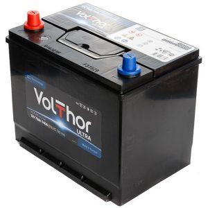 Аккумулятор автомобильный Volthor Ultra 75Ач  740А азия о/п