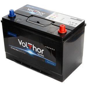 Аккумулятор автомобильный Volthor Ultra 95Ач 850А азия о/п