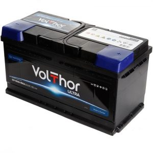 Аккумулятор автомобильный Volthor Ultra 100Ач 850А о/п