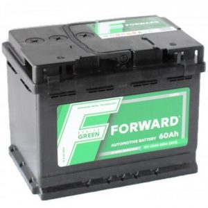 Аккумулятор автомобильный FORWARD Green 6СТ-60 60Ач 500А п/п