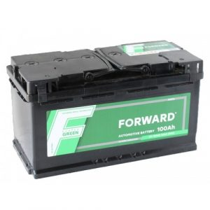 Аккумулятор автомобильный FORWARD Green 6СТ-100 100Ач  850А о/п