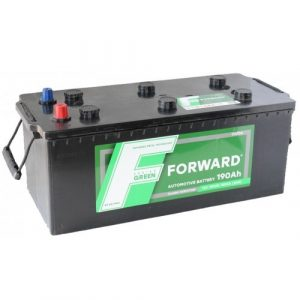 Аккумулятор автомобильный FORWARD Green 6СТ-190 190Ач 1250А п/п