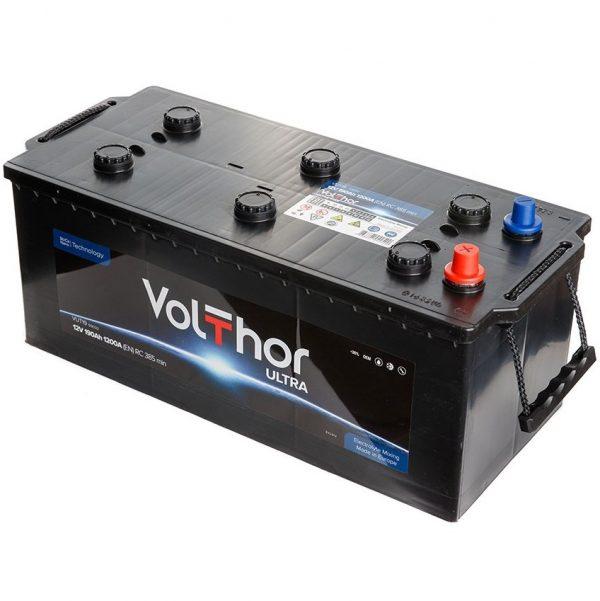 Аккумулятор автомобильный Volthor Ultra 190Ач 1200А о/п