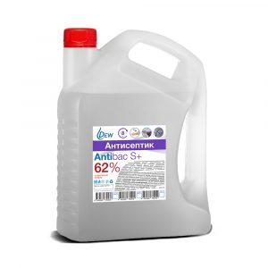 Антисептик DEW Clean-hand 62% 2.5л