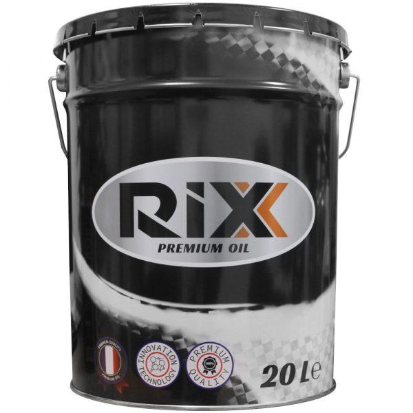 Масло моторное RIXX TP X 5W-30 SL/CF синтетика 20л
