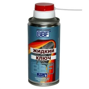 Жидкий ключ BBF аэрозоль 150мл