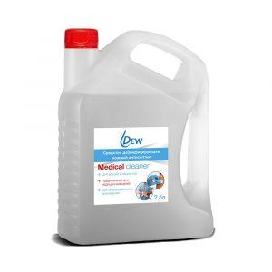 Дезинфицирующее средство (кожный антисептик) Medical Cleaner 2,5л