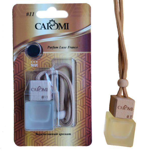 Ароматизатор подвесной CAROMI #11 по мотивам PR-1 Million