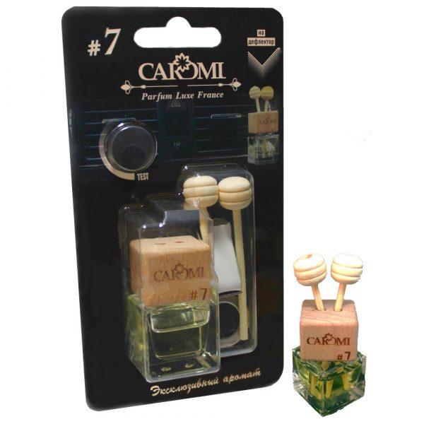 Ароматизатор на дефлектор CAROMI #7 по мотивам TF-Tob Van