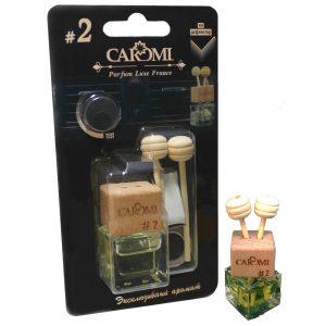 Ароматизатор на дефлектор CAROMI #2 по мотивам DG Imperatrice