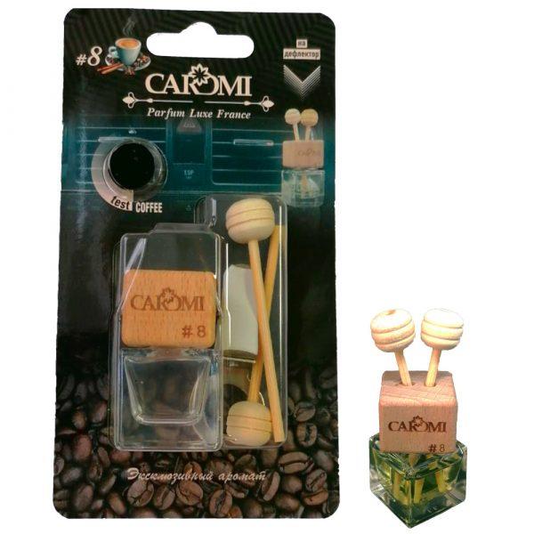 Ароматизатор на дефлектор CAROMI #8 Кофе