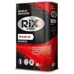 Инновационные моторные масла RIXX в СК-Авто