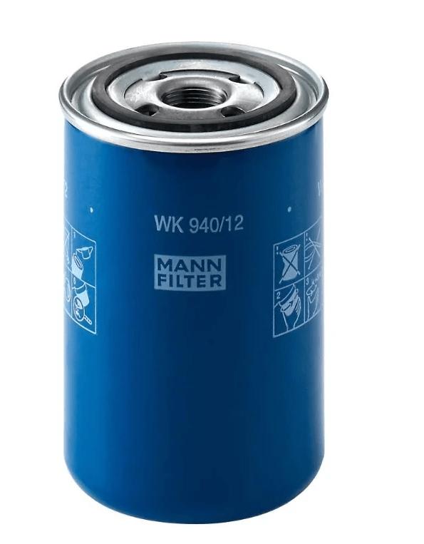WК 940/12 MANN топливный фильтр SCANIA 4 (94-164) BUS/SCA