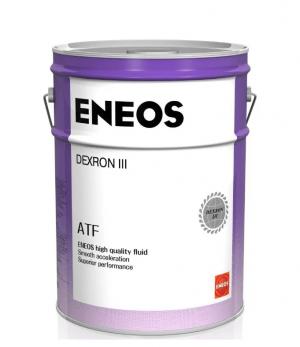Масло трансмиссионное ENEOS ATF DEXRON III 4л