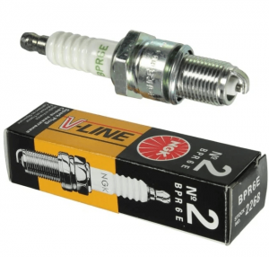 Свеча зажигания NGK BPR6E V-LINE 02 MAZDA